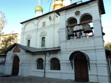 25 Сретенский монастырь
